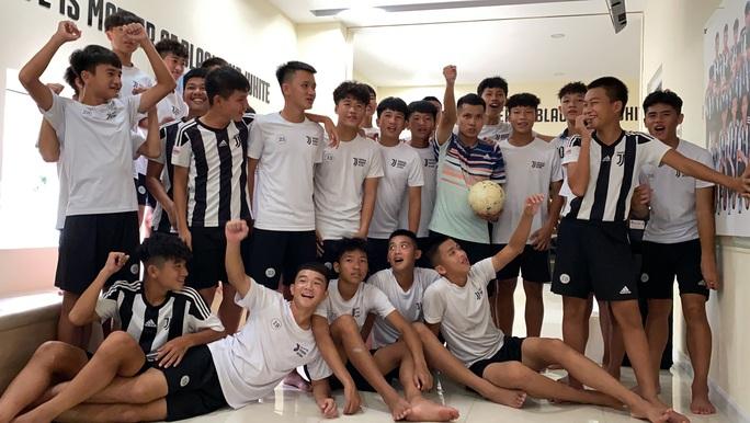 Khám phá học viện Juventus Việt Nam sau đợt tuyển sinh khóa 2 - Ảnh 9.