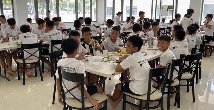 Khám phá học viện Juventus Việt Nam sau đợt tuyển sinh khóa 2 - Ảnh 3.