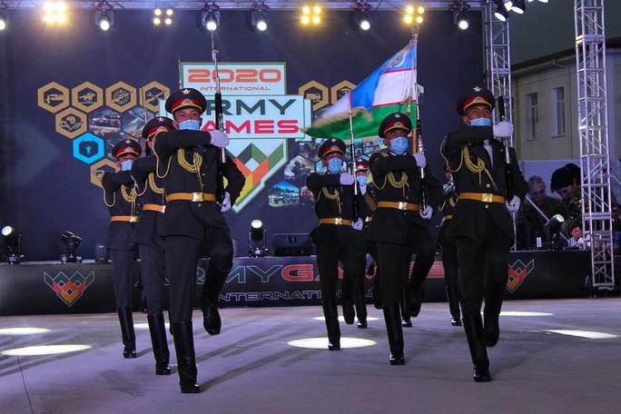 Tuyển xe tăng Việt Nam vào bán kết Army Games 2020 - Ảnh 1.