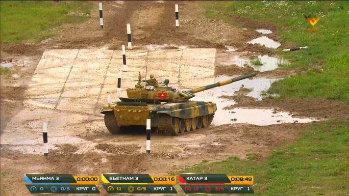 Tuyển xe tăng Việt Nam vào bán kết Army Games 2020 - Ảnh 10.