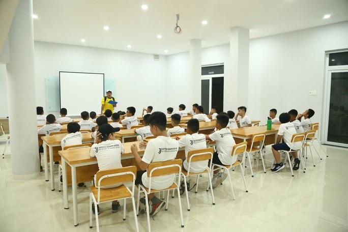 Khám phá học viện Juventus Việt Nam sau đợt tuyển sinh khóa 2 - Ảnh 6.