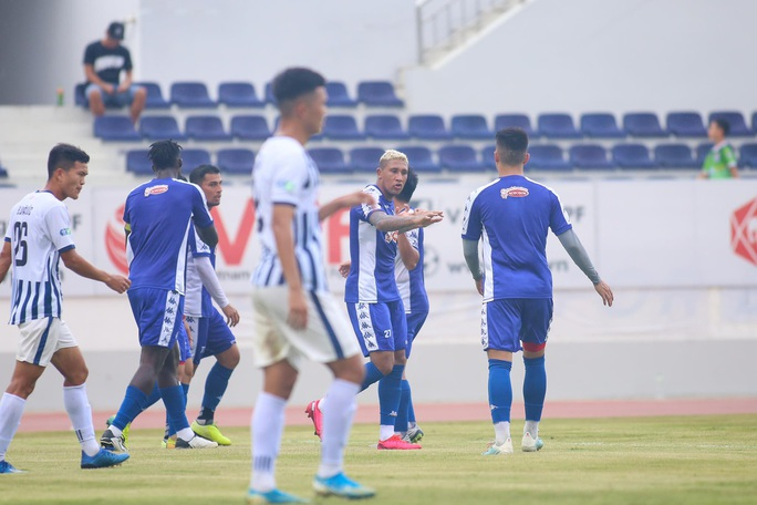 Công Phượng kiến tạo cho tân binh triệu đô ghi bàn, CLB TP HCM hẹn tái đấu Bà Rịa - Vũng Tàu - Ảnh 2.