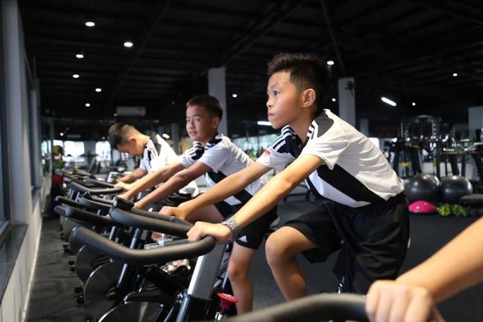 Khám phá học viện Juventus Việt Nam sau đợt tuyển sinh khóa 2 - Ảnh 4.