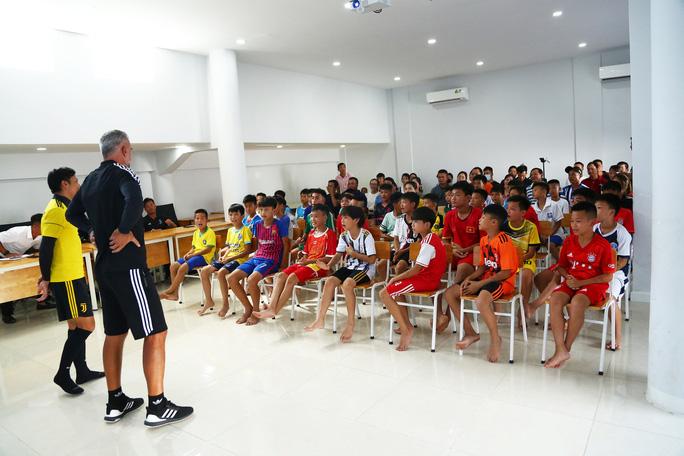Khám phá học viện Juventus Việt Nam sau đợt tuyển sinh khóa 2 - Ảnh 7.