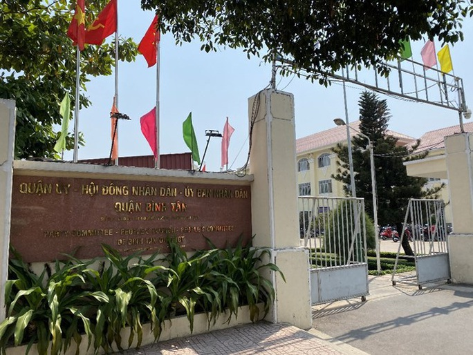 Thanh tra TP HCM thanh tra trách nhiệm thủ trưởng tại UBND quận Bình Tân - Ảnh 1.