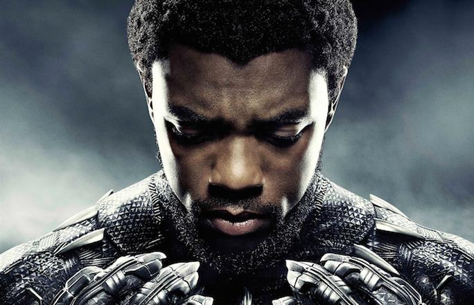 """""""Báo đen"""" Chadwick Boseman tiều tụy 3 tháng trước khi chết trẻ - Ảnh 3."""