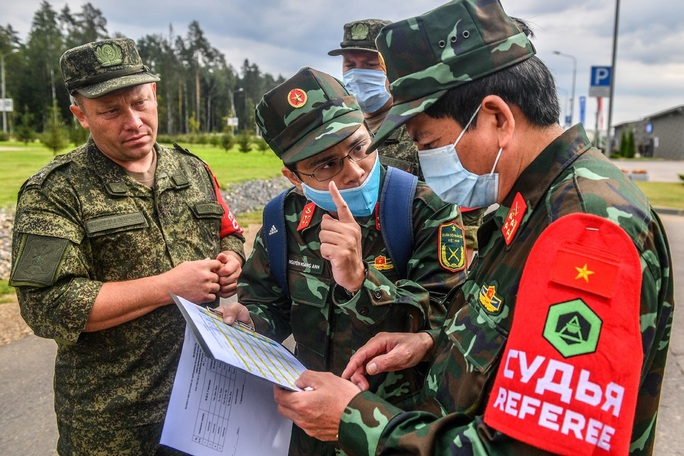 Tuyển xe tăng Việt Nam vào bán kết Army Games 2020 - Ảnh 2.