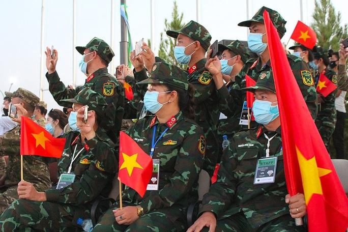 Tuyển xe tăng Việt Nam vào bán kết Army Games 2020 - Ảnh 5.