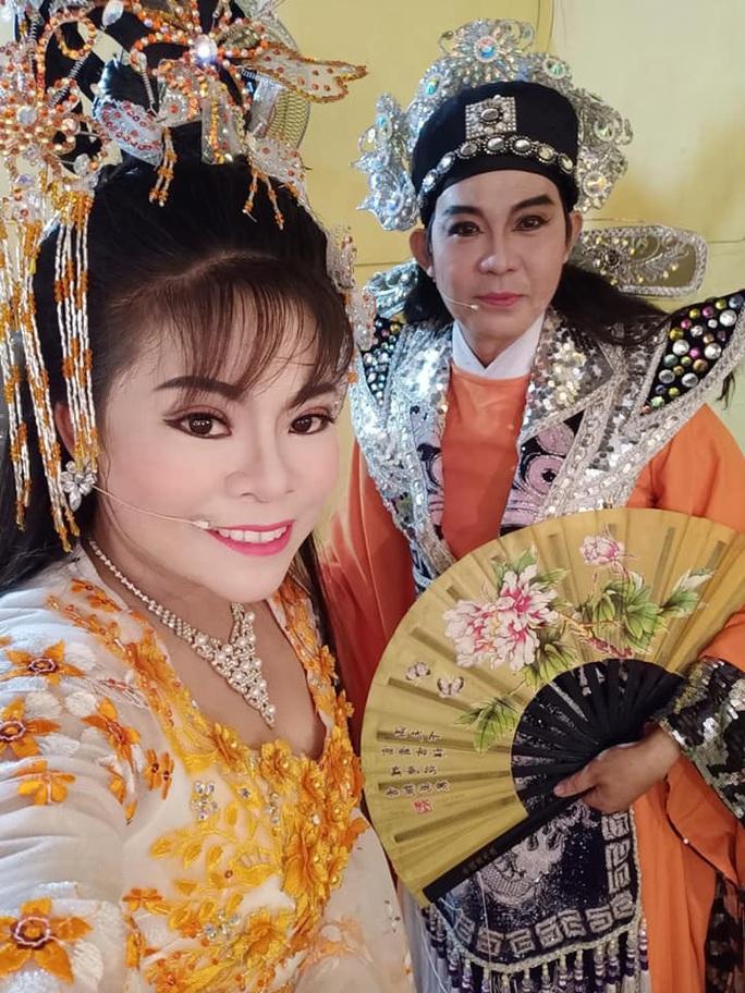 Dời cuộc thi Trần Hữu Trang, nghệ sĩ mong sớm được tranh tài - Ảnh 1.