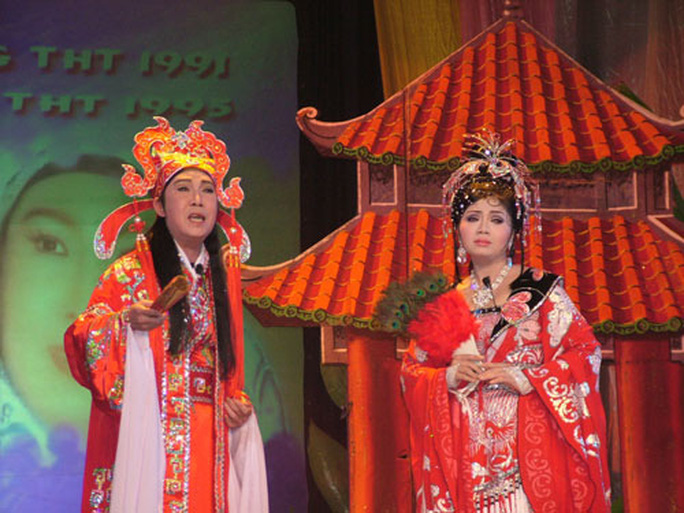 Kỳ vọng cuộc thi tìm tài năng cải lương - Giải Trần Hữu Trang (*): Chuẩn mực ca diễn là đích đến - Ảnh 1.