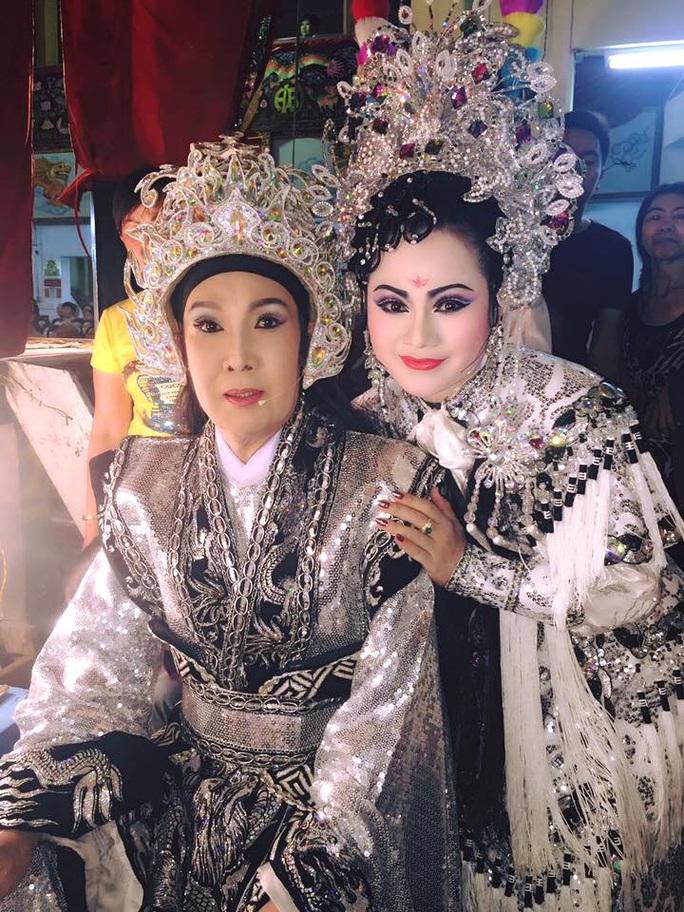 Dời cuộc thi Trần Hữu Trang, nghệ sĩ mong sớm được tranh tài - Ảnh 2.
