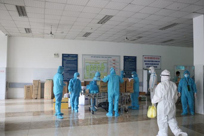Đà Nẵng có 4 cơ sở y tế đủ năng lực xét nghiệm Covid-19 - Ảnh 1.
