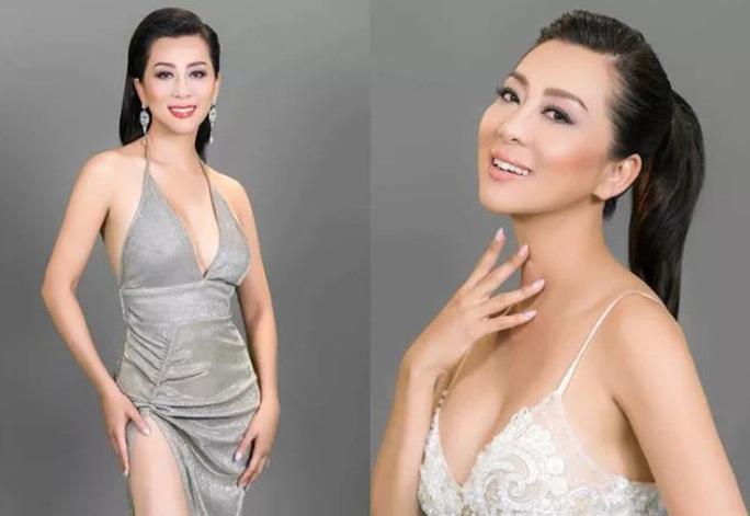 MC Nguyễn Cao Kỳ Duyên khoe ảnh mặc bikini ở tuổi 55 - Ảnh 6.