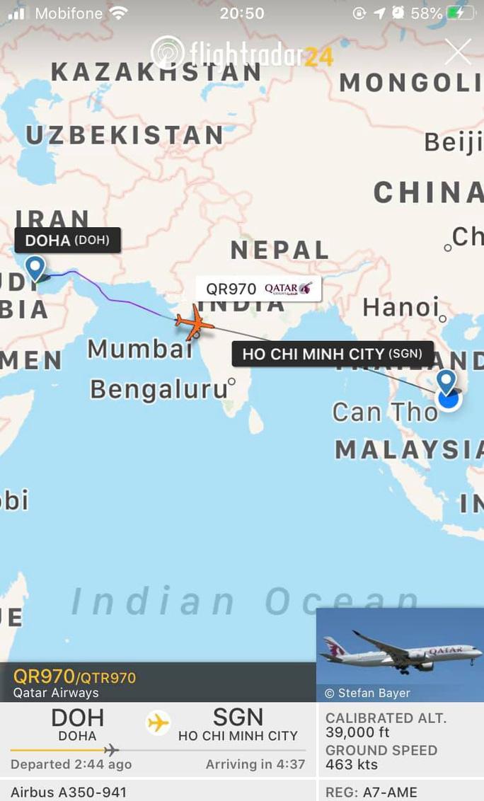 Hành trình đặc biệt của đoàn người Việt từ châu Phi về TP HCM - Ảnh 21.