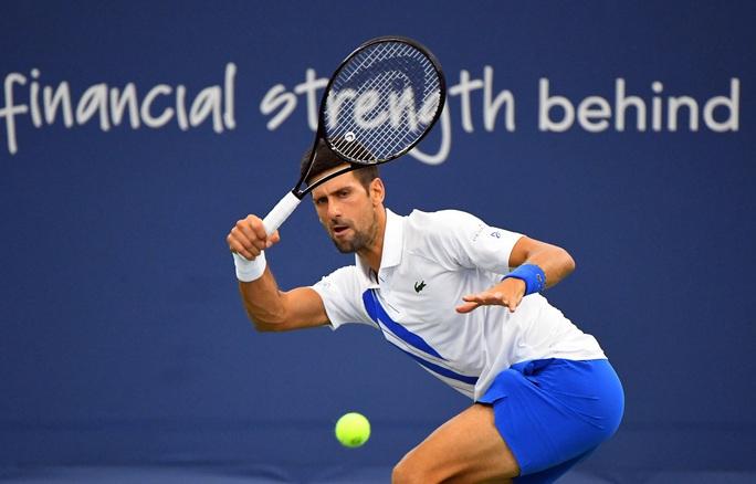 Đăng quang Cincinnati Masters 2020, Djokovic lập nhiều kỷ lục mới - Ảnh 2.
