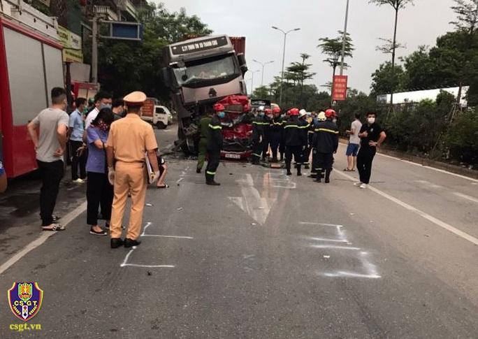 Tai nạn giao thông nghiêm trọng: Chủ doanh nghiệp không thể vô can - Ảnh 1.