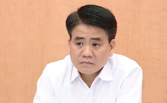 Sức khoẻ của ông Nguyễn Đức Chung lúc bị bắt và hiện nay bình thường - Ảnh 1.