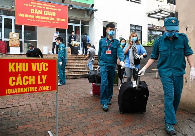 Lần đầu tiên sau hơn 1 tháng Việt Nam không ghi nhận ca mắc Covid-19 trong ngày - Ảnh 2.