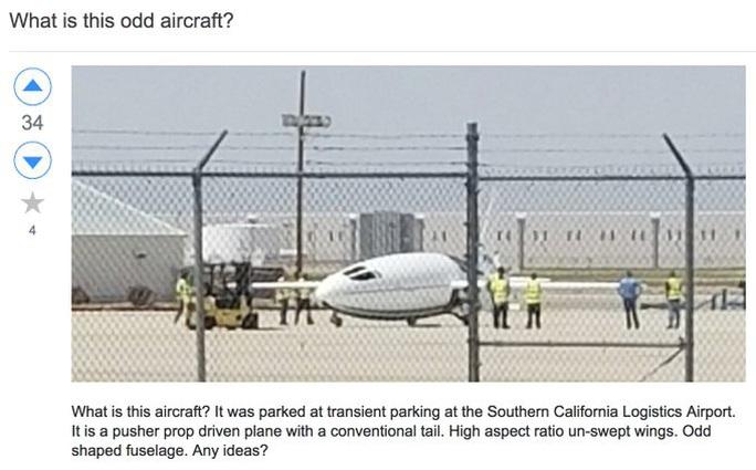 Mỹ ra mắt máy bay có hình viên đạn sau 3 năm giữ bí mật - Ảnh 4.