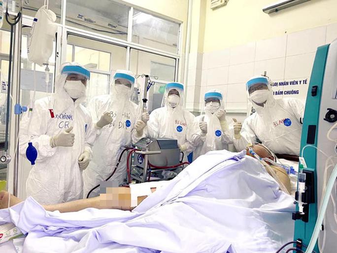 Chủ tịch Đà Nẵng gửi thư cảm ơn đội ngũ y tế hỗ trợ Đà Nẵng chống dịch Covid-19  - Ảnh 1.