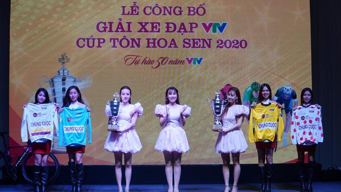 Hoãn giải xe đạp VTV Cúp Tôn Hoa Sen 2020 do dịch Covid-19 - Ảnh 1.