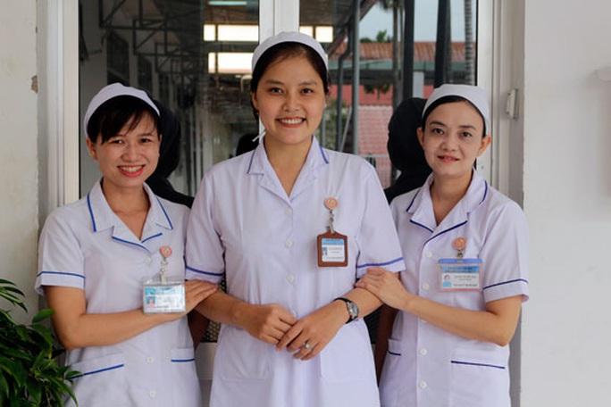 Nhu cầu nhân lực chăm sóc sức khỏe ngày càng cao - Ảnh 1.
