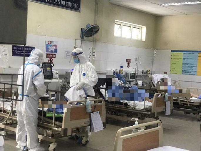 Chủ tịch Đà Nẵng gửi thư cảm ơn đội ngũ y tế hỗ trợ Đà Nẵng chống dịch Covid-19  - Ảnh 2.