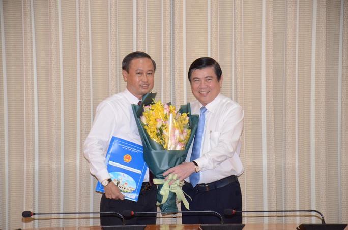 TP HCM: Điều động Giám đốc Sở Văn hóa và Thể thao làm Giám đốc Sở Nội vụ - Ảnh 1.