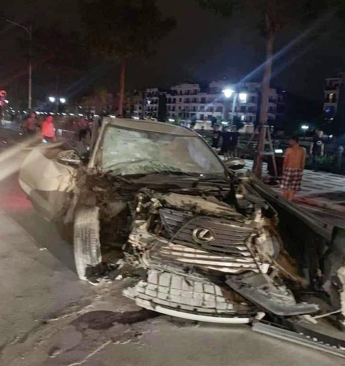 Khởi tố tài xế gây ra vụ tai nạn liên hoàn khiến nữ công an phường tử vong - Ảnh 2.