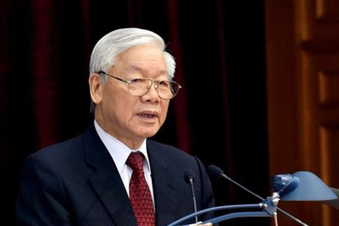 Tổng Bí thư, Chủ tịch nước: Tiến hành thật tốt Đại hội XIII của Đảng - Ảnh 1.