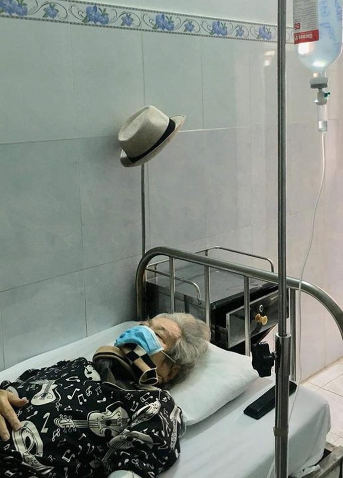 Quái kiệt Tòng Sơn lại nhập viện cấp cứu - Ảnh 2.
