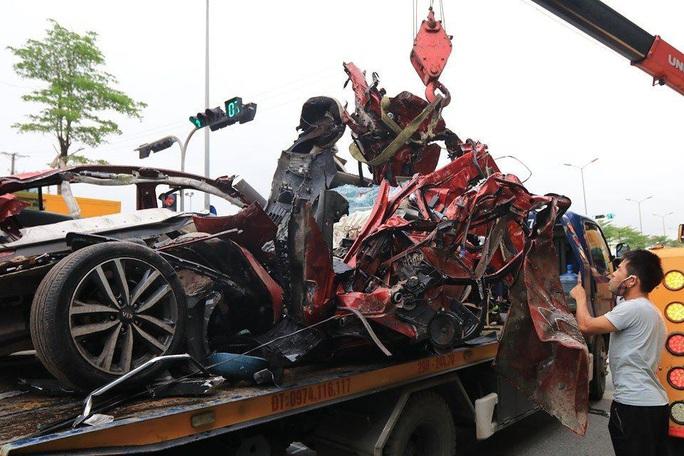 Tai nạn kinh hoàng, 3 người tử vong, 1 nhập viện cấp cứu - Ảnh 2.