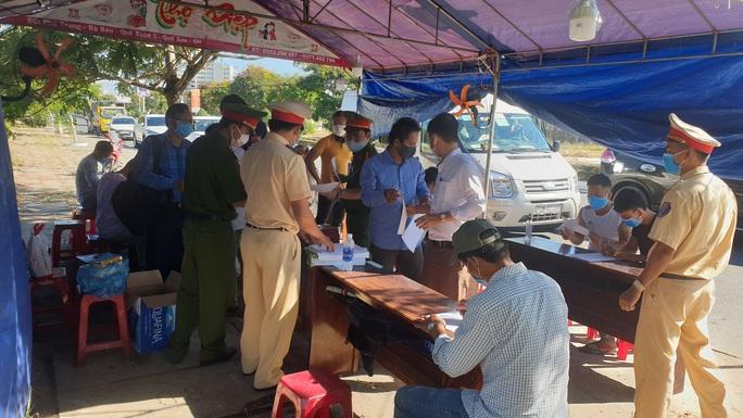 Lịch trình 3 ca Covid-19 ở Quảng Nam: 1 người ở Tiên Phước, 2 ở Điện Bàn - Ảnh 1.