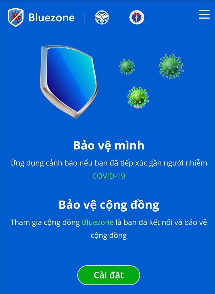 Ứng dụng Bluezone là gì, cài đặt và sử dụng như thế nào? - Ảnh 1.