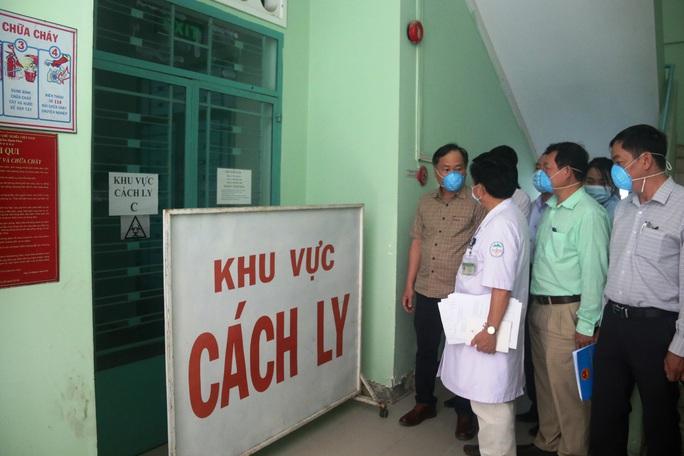 Khánh Hòa: Bệnh nhân 791 ở Cam Nghĩa được cách ly sớm - Ảnh 1.