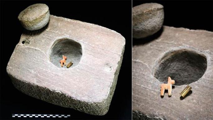 Bất ngờ khi mở nắp quan tài hiến tế trẻ em vùi dưới đáy hồ 600 năm - Ảnh 3.