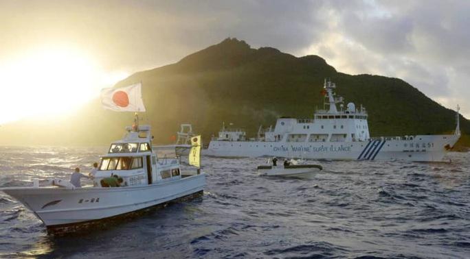 Thế lực không ngờ chấm dứt sự hiện diện của Trung Quốc gần quần đảo Senkaku - Ảnh 1.