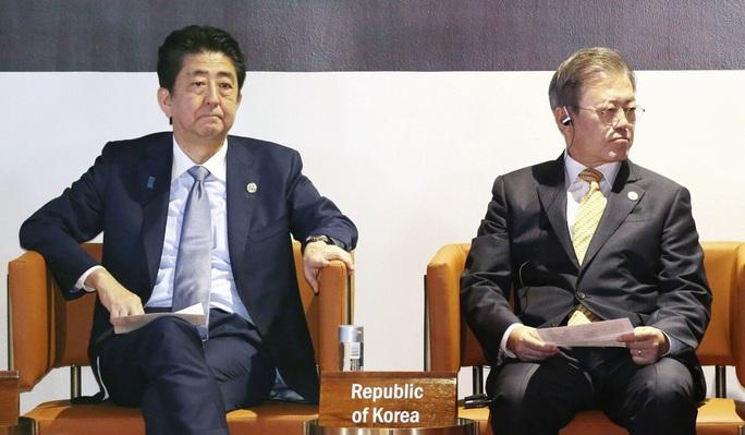 Nhật Bản, Hàn Quốc lún sâu căng thẳng khiến Mỹ đau đầu - Ảnh 2.