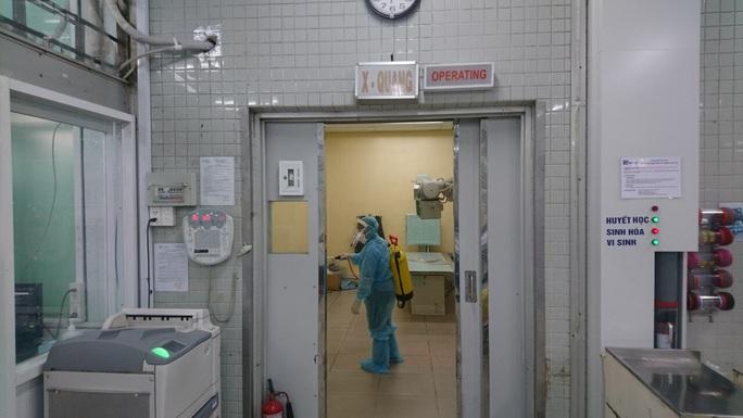 Bác sĩ ở Đồng Nai mắc Covid-19 không tham gia lớp học tại Bệnh viện Chợ Rẫy - Ảnh 1.
