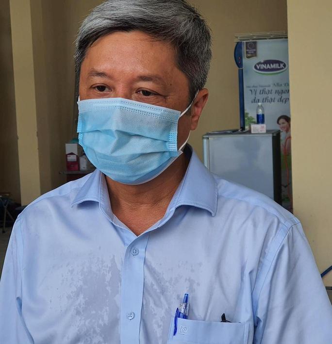 Thứ trưởng Nguyễn Trường Sơn: Dịch Covid-19 tại Việt Nam sẽ đạt đỉnh trong 10 ngày tới - Ảnh 1.