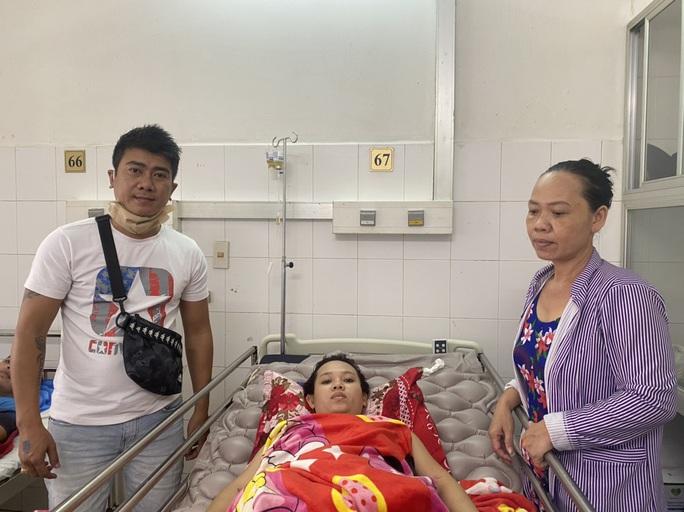 Ca sĩ Trương Đan Huy làm cầu nối giúp cô gái được 15 bác sĩ cứu sống - Ảnh 1.
