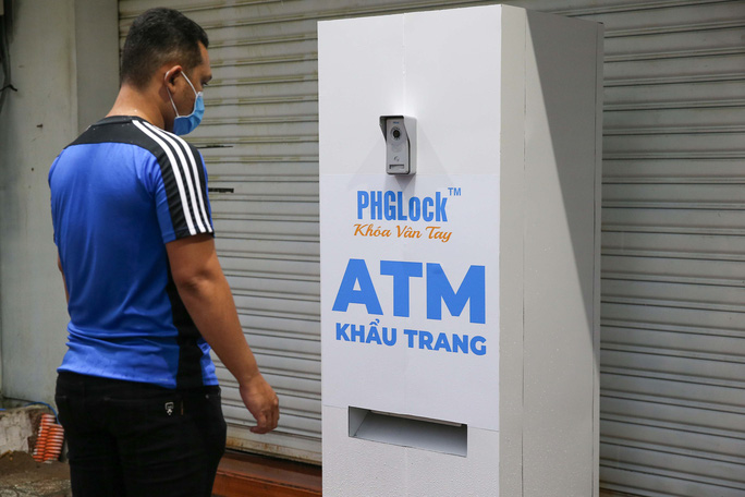 """Cha đẻ """"ATM gạo"""" chế tạo """"ATM khẩu trang"""" phát miễn phí  - Ảnh 4."""