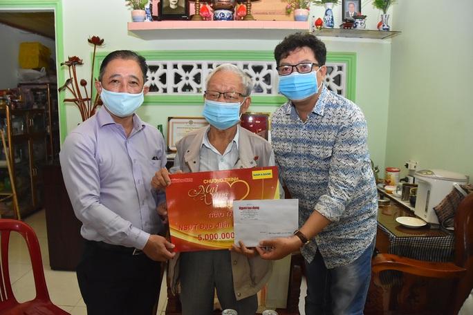 Mai Vàng nhân ái thăm NSƯT Thanh Nguyệt, đạo diễn Lê Văn Tĩnh - Ảnh 3.
