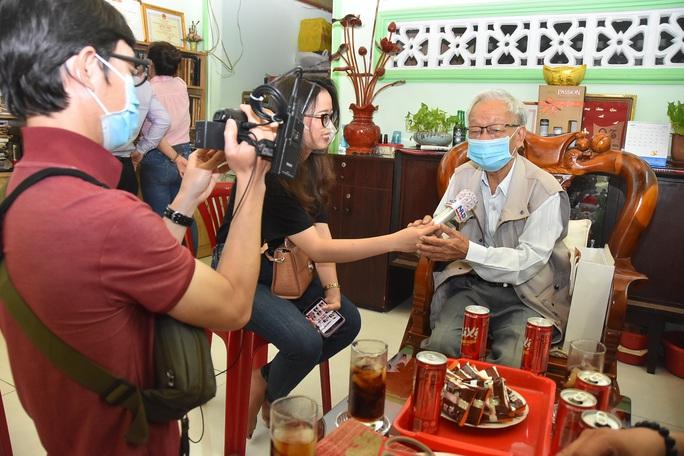 Mai Vàng nhân ái thăm NSƯT Thanh Nguyệt, đạo diễn Lê Văn Tĩnh - Ảnh 6.