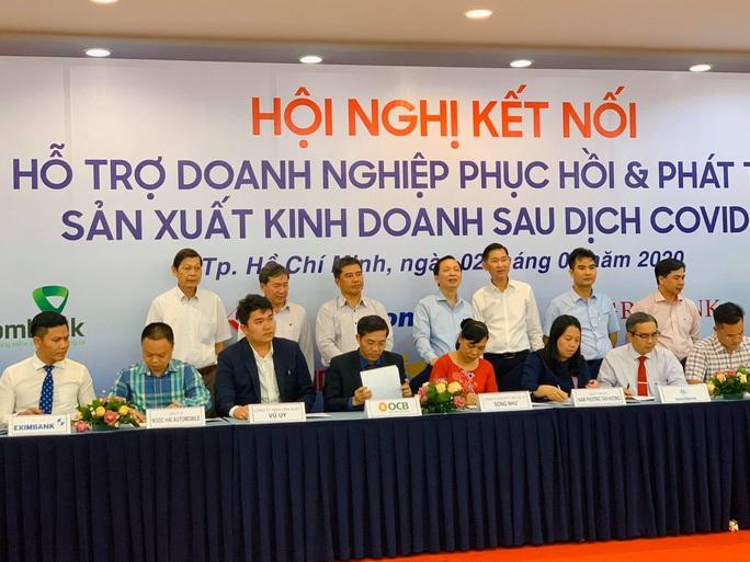 OCB: Tiếp sức doanh nghiệp Việt - Ảnh 1.