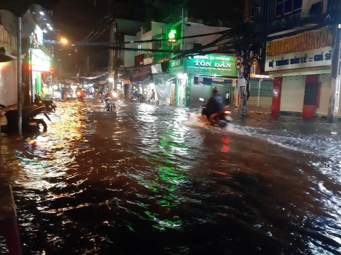 Chiều tối nay, dự báo TP HCM sẽ có mưa rất to - Ảnh 1.