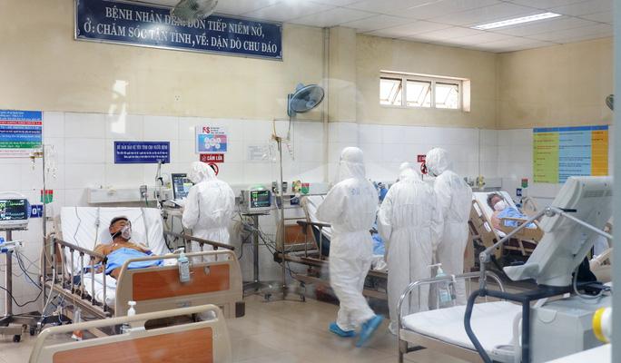 Chung tay đẩy lùi dịch Covid-19: Đà Nẵng cần chi viện thêm nhân lực y tế - Ảnh 1.
