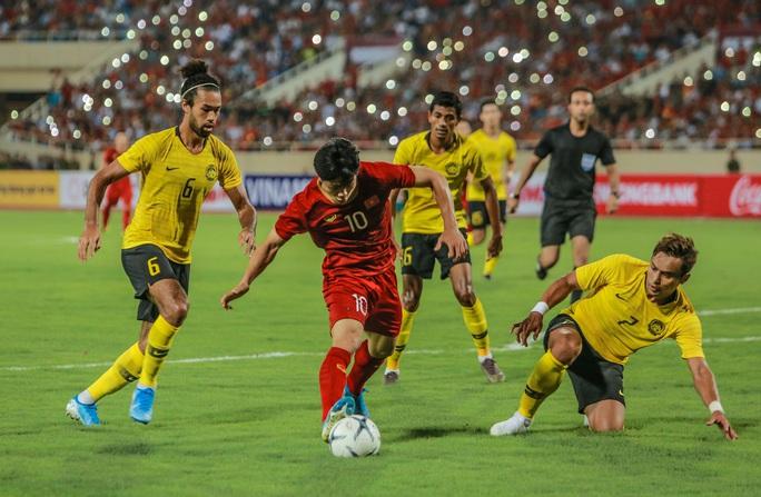 Lịch đá Vòng loại World Cup 2022: Tuyển Việt Nam quyết đấu Malaysia ngày 13-10 - Ảnh 1.