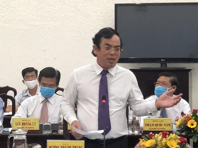 Chủ tịch Bạc Liêu quyết thực hiện đúng cam kết với Thủ tướng về dự án 4 tỉ USD - Ảnh 1.