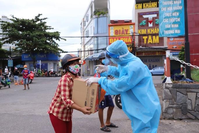 Nhóm 19 lao động  trồng rừng người Quảng Nam mắc kẹt tại Đà Nẵng cầu cứu - Ảnh 2.